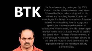 BTK, Dennis Rader The Serial Killer