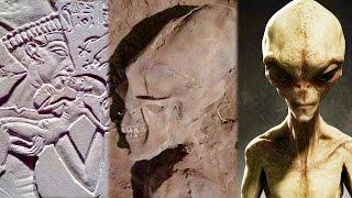 10 Ancient Alien Mysteries