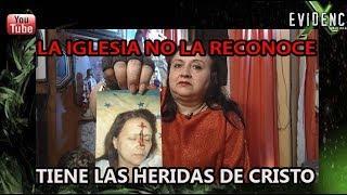 ESTIGMATIZADA CON LAS HERIDAS DE CRISTO  ENTREVISTA A ELIZABETH SÁNCHEZ 