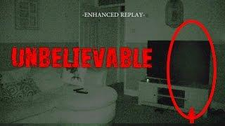 Full Body Apparition Analysis | Real Paranormal Activity Part 54.1