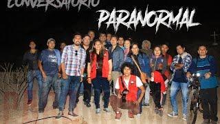 Primer Conversatorio Paranormal 2016