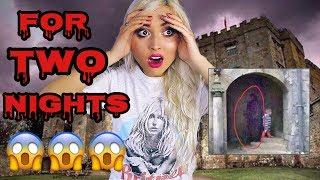 GHOST HUNTING AT THE SCARIEST PLACE ON EARTH!!