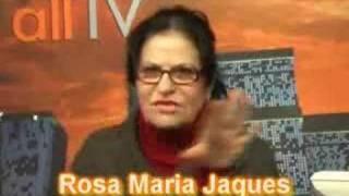 A Tese de Rosa Maria Jaques