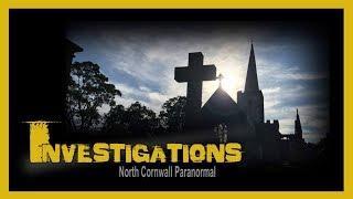 HAUNTED Trinity Church & Graveyard Investigation