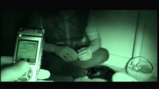 Real Ghost Caught on Tape - Knocking Sound LIVE at Haunted House