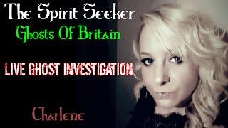#Live Paranormal Investigation In Barnsley - The Search For Ghosts...
