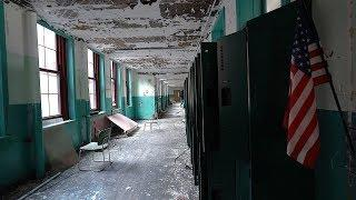 Old Abandoned Middle School - So Many Memories..