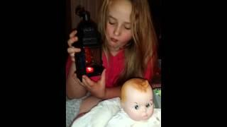 HAUNTED DOLL Series 13  KRISTEN LIVE ACTIVITY GB RIFT, ITC, EMF Doll is available for adoption