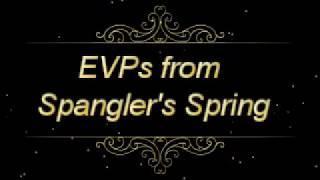 Gettysburg - Spangler's Spring EVPs
