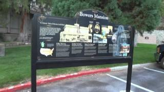 "Bowers Mansion Part 5 ""Step Back In Time"""