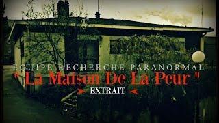 """EXTRAIT  """" La Maison De La Peur """" Réaction du POD"""