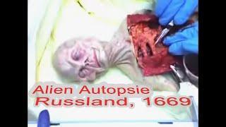 HOAX? - Alien Autopsie in Russland, 1969