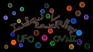 Beautiful Glowing Indian Valley Ranch UFO/OVNI - January 22nd 2014 6 PM PST