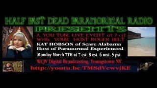 Half Past Dead Paranormal Radio/Kat Hobson