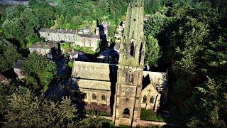Haunted Todmorden Church | Haunted Finders