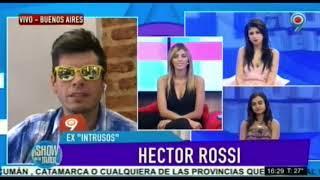 "Canal 9 Satelital ""El Show de la tarde"" Entrevista a Héctor Rossi"