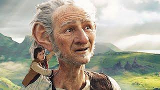 THE BFG All Trailers & Movie Clips (2016) Disney Movie