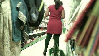 Real Ghost Caught In Supermarket | Near Lady | Shocking Footage | Ghost World Media