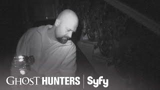 GHOST HUNTERS (Clips) | 'Elevator Ghosts?' | Syfy