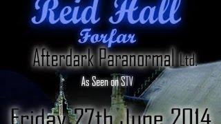 Reid Hall Paranormal Investigation