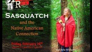 Paranormal Review Radio - Sasquatch and the Native American Connection