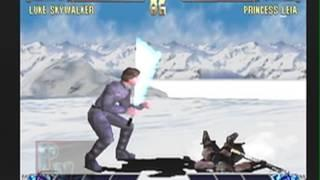 Star Wars The Video game fighter
