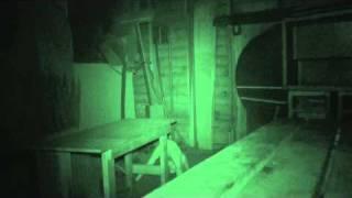 Barn Loft Video Evp - Strobe