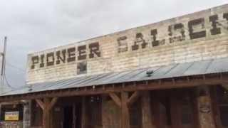 Ghost Investigation OVILUS 3 Pioneer Saloon Good Springs, Nv.