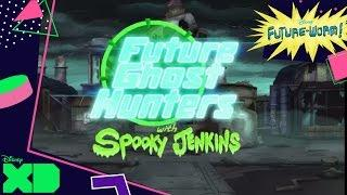 Future Ghost Hunters | Future-Worm! | Disney XD