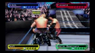 Smackdown 2 know your role dead wrestlers match