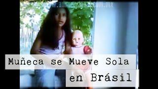 Impactante: Muñeca mueve la Cabeza Sola (Video Paranormal)