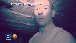 Ghost Hopping investigating Keys On Main on KSL News - October 2014