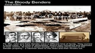 Southern Fried Paranormal Chef The Bloody Benders
