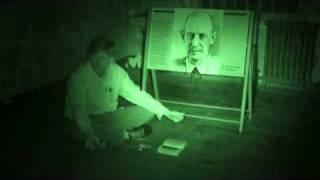 Alcatraz Paranormal Part 2 of 2 (Ghost Hunting on THE ROCK)