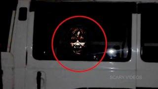 Red Eyed Ghost Caught On Tape | Scary Ghost Prank | Scary videos | Ghost In Car Prank | Real Ghost
