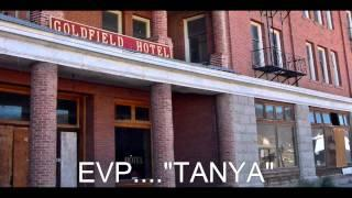 Goldfield Hotel BASEMENT EVP By Death and Roses Paranormal