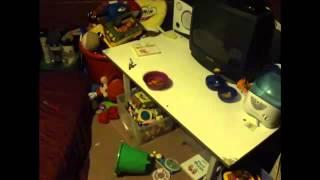 Μεταφυσική δραστηριότητα σε παιδικό δωμάτιο  Το παιδάκι φεύγει έντρομο!