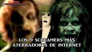 Los 9 Screamers Más Aterradores de Internet