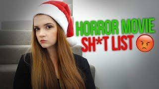 Horror Naughty List