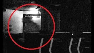 Shadow Figure Caught On Camera By UK Ghost Hunters