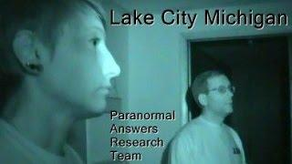 Paranormal Answers Research Team, Lake City, MI, November 8, 2014