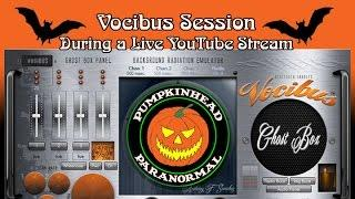 Vocibus Ghost Box Session During a YouTube Live Stream 4-10-16