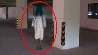 Ever Felt A Ghostly Presence? Real Ghost Footage Caught On CCTV