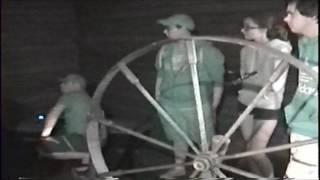 HAUNTS FROM THE CAPE - PARANORMAL - CAPE BRETON MINERS MUSEUM - ARE THE SPIRITS TALKING - ECHOVOX