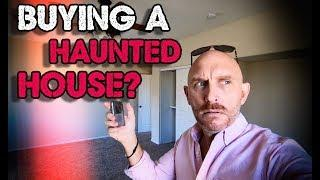 FINDING SPIRITS while HOUSE HUNTING. I Record their Voice and Advice.
