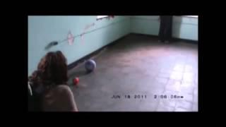 Ball Moves By Itself At Trans-Allegheny Lunatic Asylum By 10th Dimension Paranormal Group