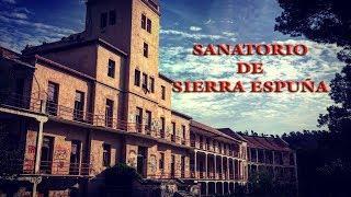 ESPECIAL SANATORIO DE SIERRA ESPUÑA, Investigación Paranormal, Temp  3 Ep  9  (Objetivo Paranormal)