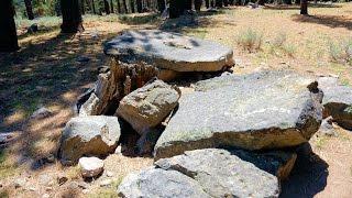 "Kyburz Flat - Part 1 ""Washoe Petroglyph Site"""