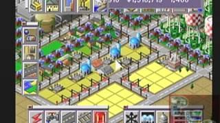 sim city 2000 PlayStation classic