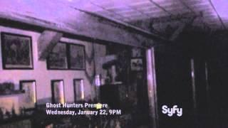 Ghost Hunters Sneak Peek - Jason Hears a Noise